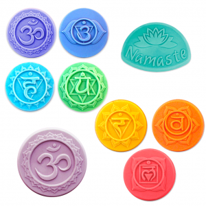 Meditation Mold Set - Milky Way