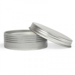 Flat Tin Set - 1 oz (Twist Top Lid)