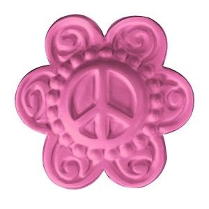 Milky Way™ Peace Flower Soap Mold