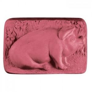 Pig Soap Mold (Milky Way)