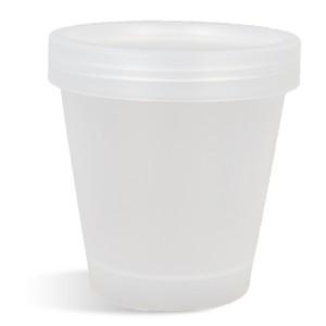 Pot & Lid Set - 200 mL, Natural