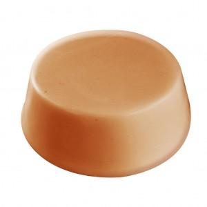 Round Deep Dish Soap Mold (Milky Way)