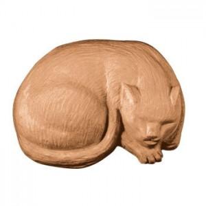 Sleeping Cat Mold (Milky Way)