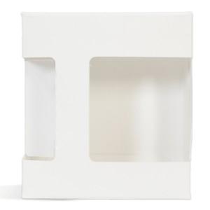 Soap & Lip Tube Combo Box - White