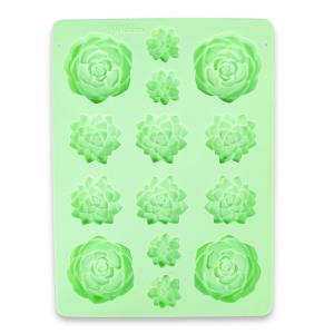 Succulent Silicone Soap Mold