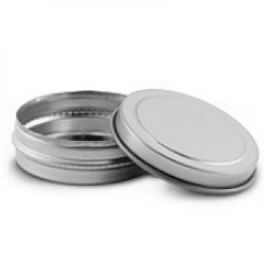 Flat Tin Set - .5 oz
