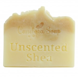 Shea Butter ~ Unscented Soap