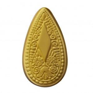 Victorian Teardrop Soap Mold (Milky Way)