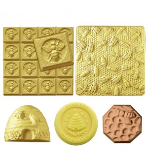 Busy Bees Mold Set - Milky Way