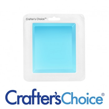 Crafter's Choice Short (Small) Loaf Silicone Mold 1504