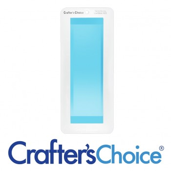 Crafter's Choice Loaf - Tall & Skinny Clear Silicone Soap Mold 1505