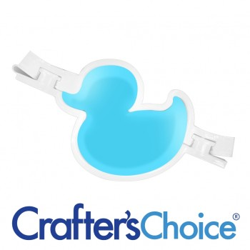 Crafters Choice™ Duck Column Silicone Soap Mold 2013