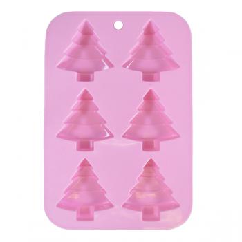 Christmas Tree Silicone Mold