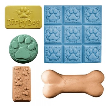 Dog Days Mold Set - Milky Way