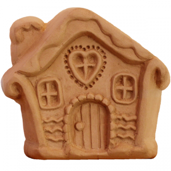 Gingerbread House Soap Mold (Milky Way)