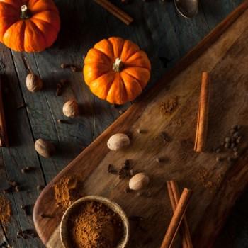 Pumpkin & Mahogany Fragrance Oil