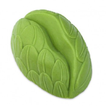 Sculpted Leaves Soap Mold (Milky Way)