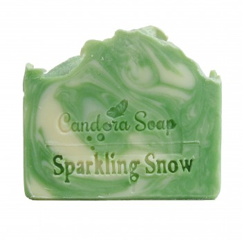 Sparkling Snow Soap