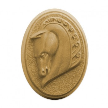Trojan Horse Soap Mold (Milky Way)