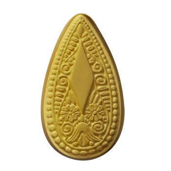 Victorian Teardrop Soap Mold (Milky Way)