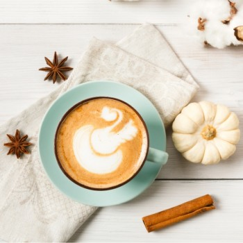 White Pumpkin Latte Fragrance Oil